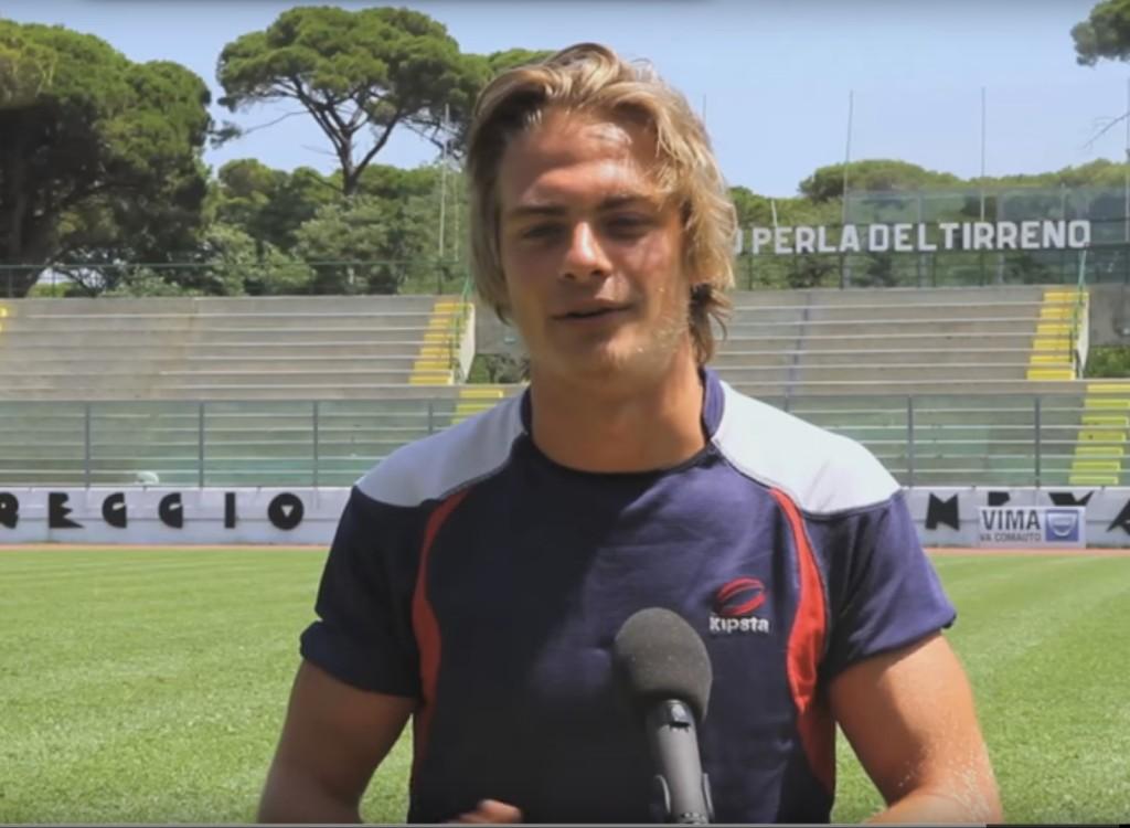 Rugby e stile di vita vegan Marco